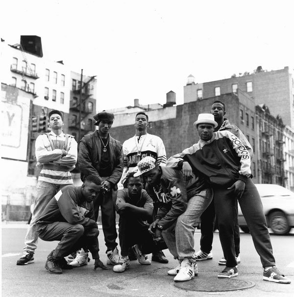 Janette Beckman, Ultramagnetic MCs, New York, Street Photography, Hip Hop