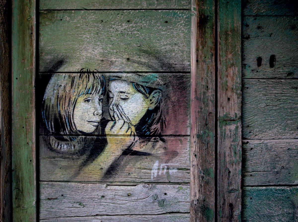 Alice Pasquini, Crossroads, Street Art, Street Art Book