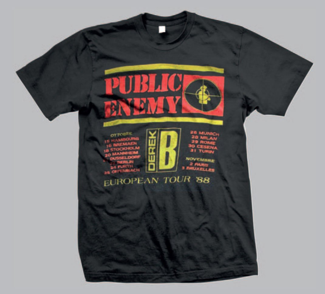 Public Enemy, Hip Hop, Crash Kid, Hip Hop Book