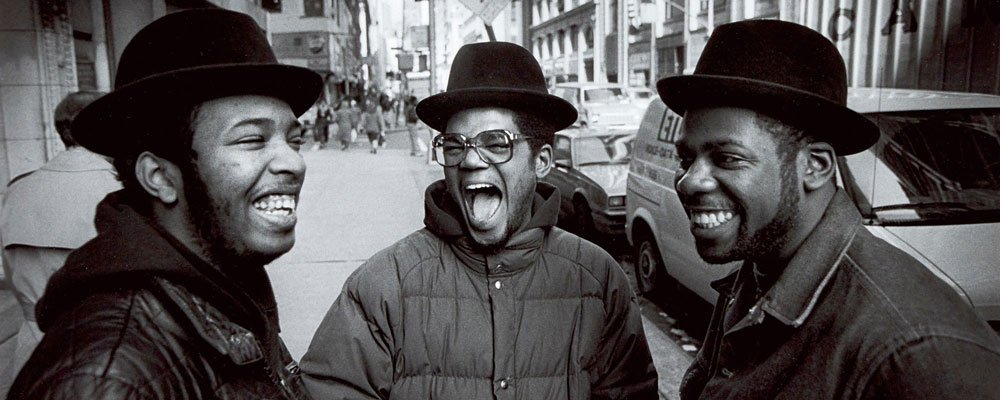 Dereck Ridgers, Run DMC, New York, 1988, Hip Hop,Street Photography