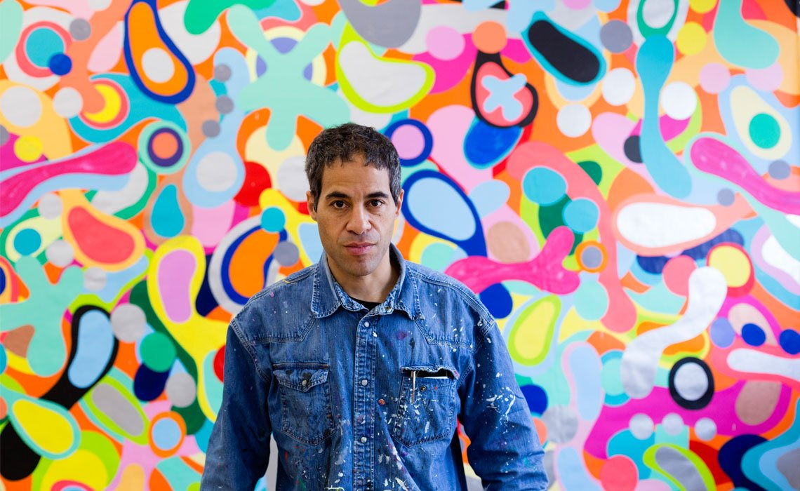 JonOne, The Borders, Street Art, Underdogs Gallery, Street Art News