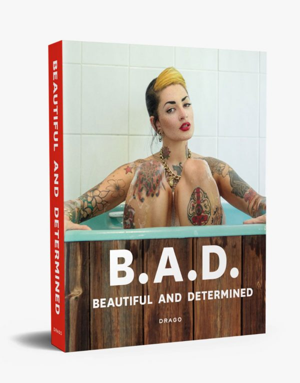 Street Photography, Tatto, Subculture, Women empowerment, non-binary people, photography book