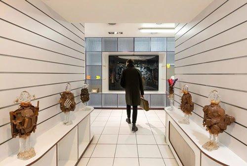 JR, Galleria Continua, Paris, Street Photography, 2021