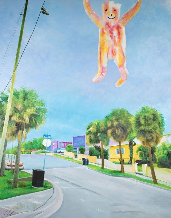 Harmony Korine, Jeffery Deitch, Contemporary Art, Street Art, Miami