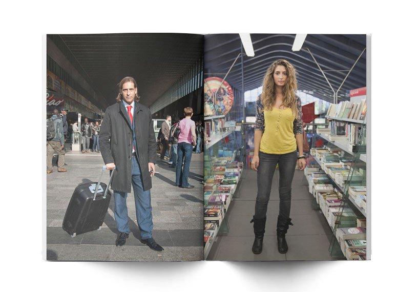 Stazione Termini, Street Photography, Photography, Rome, Portraits, Niccolò Berretta