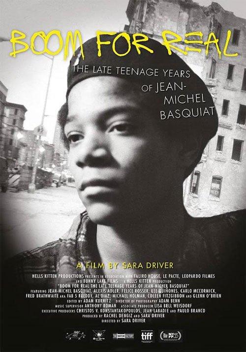 jean michel basquiat, documentary, Street Art, sara driver